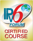 IPv6 forum Course Goldt